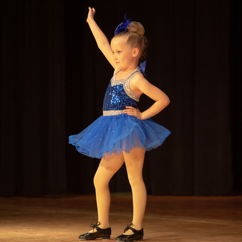 Kinder Ballet & Tap Saturday 10:00-11:00am Image