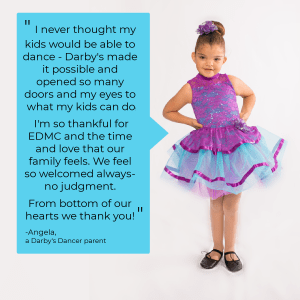 Dancer Testimonial