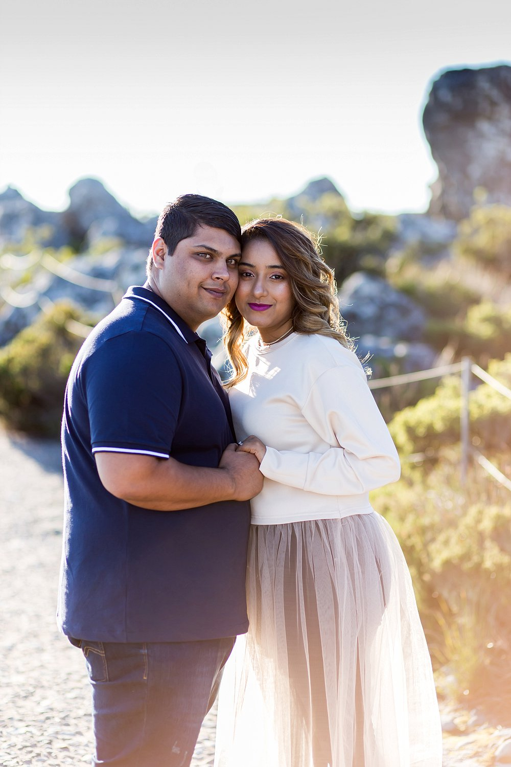 Table Mountain Proposal Shoot Expressions Photography 019