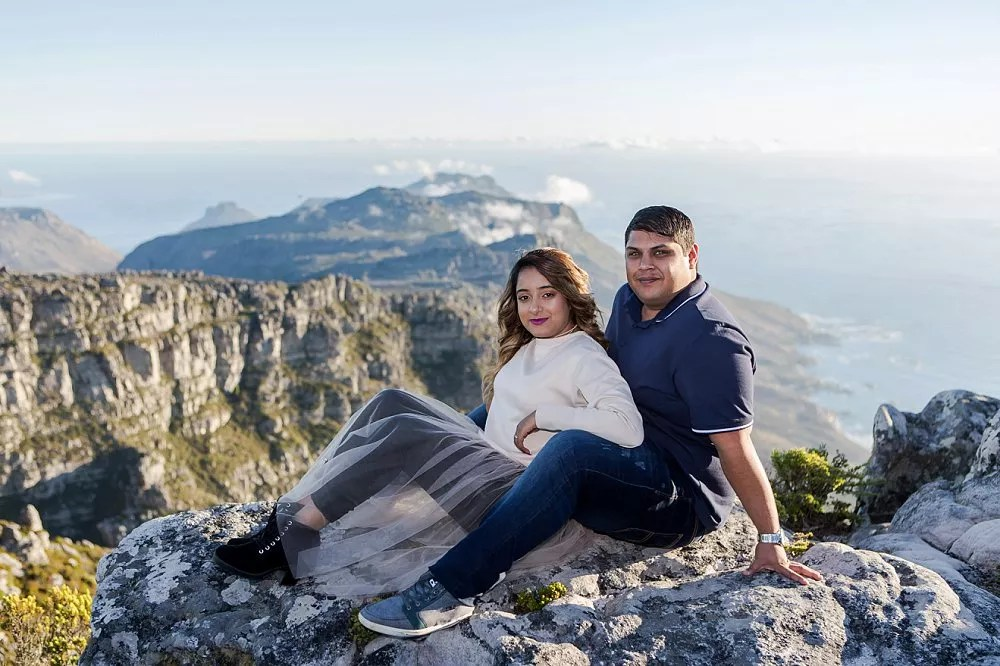 Table Mountain Proposal Shoot Expressions Photography 026