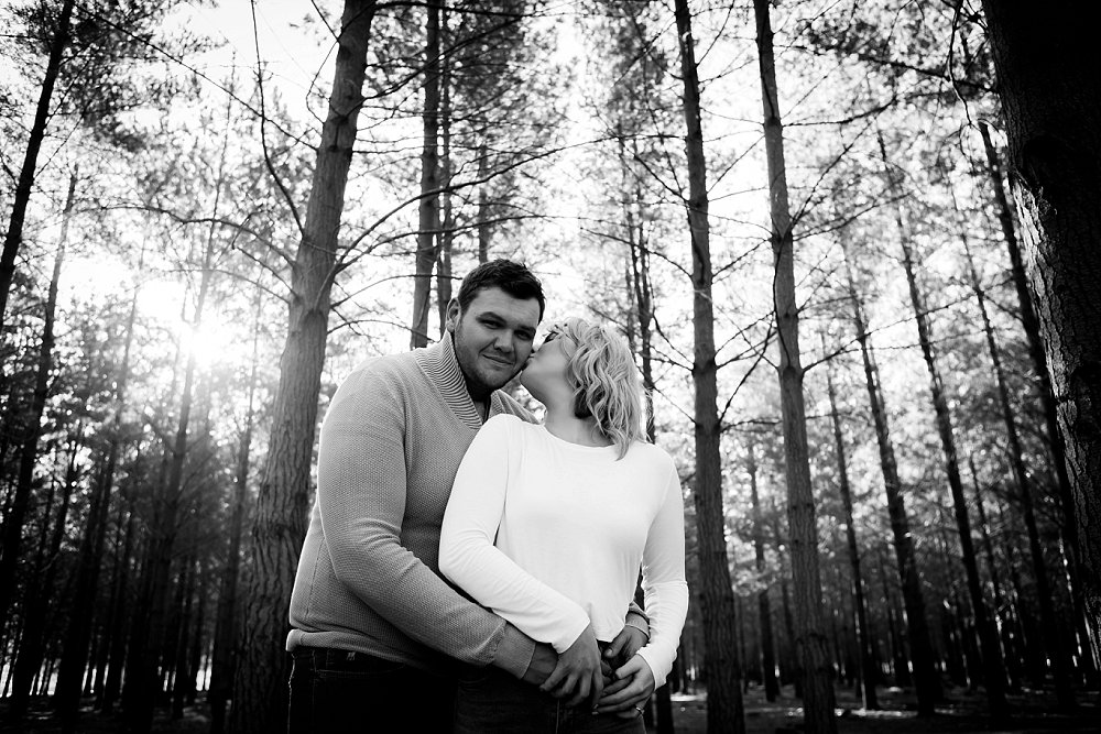 Tokai Forest Couple Shoot Expressions Photography 008