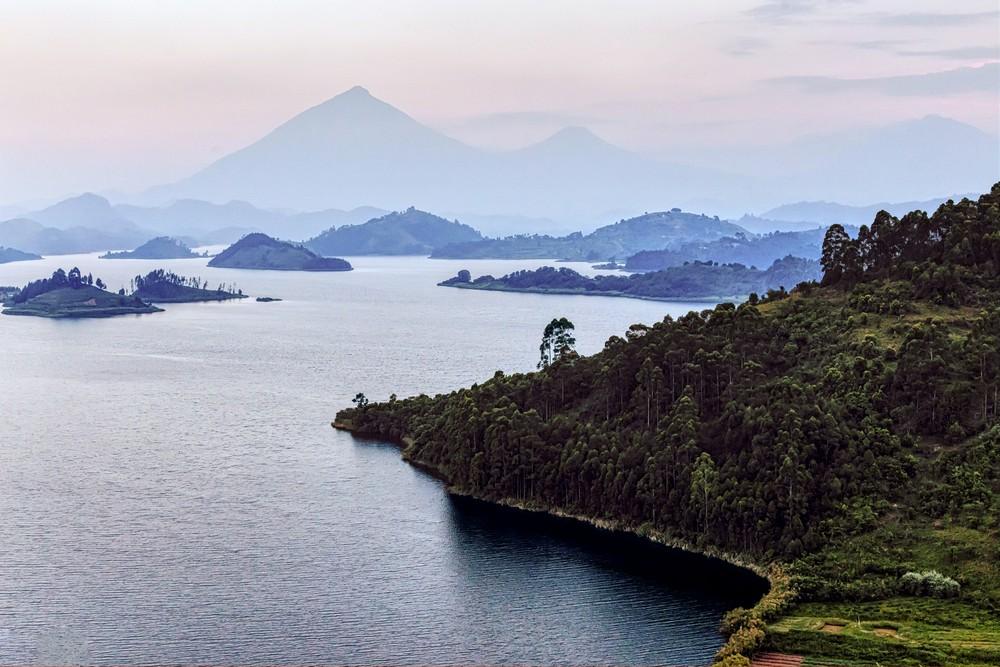 The Virunga Volcanos