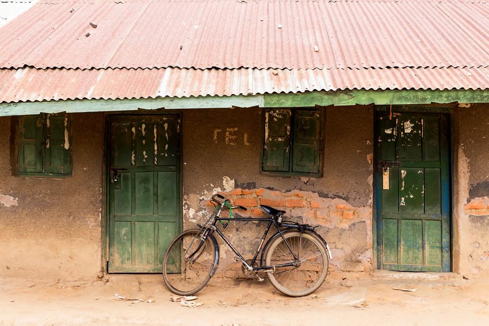 Kasharara village Uganda