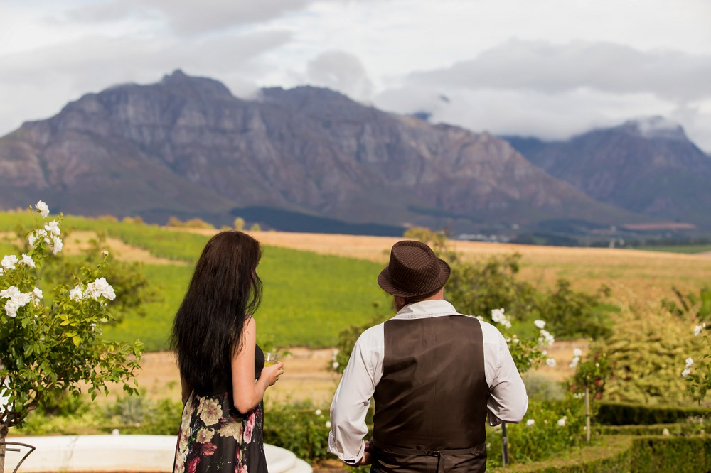 Mountain Views Neethlingshof wedding
