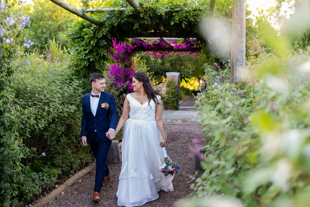 In Harmonie Franschhoek Wedding Gardens
