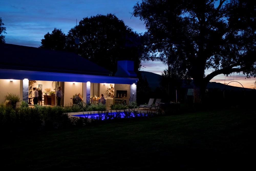Intimate Wedding Fransmanshuijs night view
