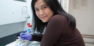 Cientista Priscila Kosaka (Foto: Priscila Kosaka/Arquivo Pessoal)