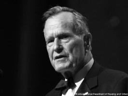Morre ex-presidente dos EUA George H.W. Bush