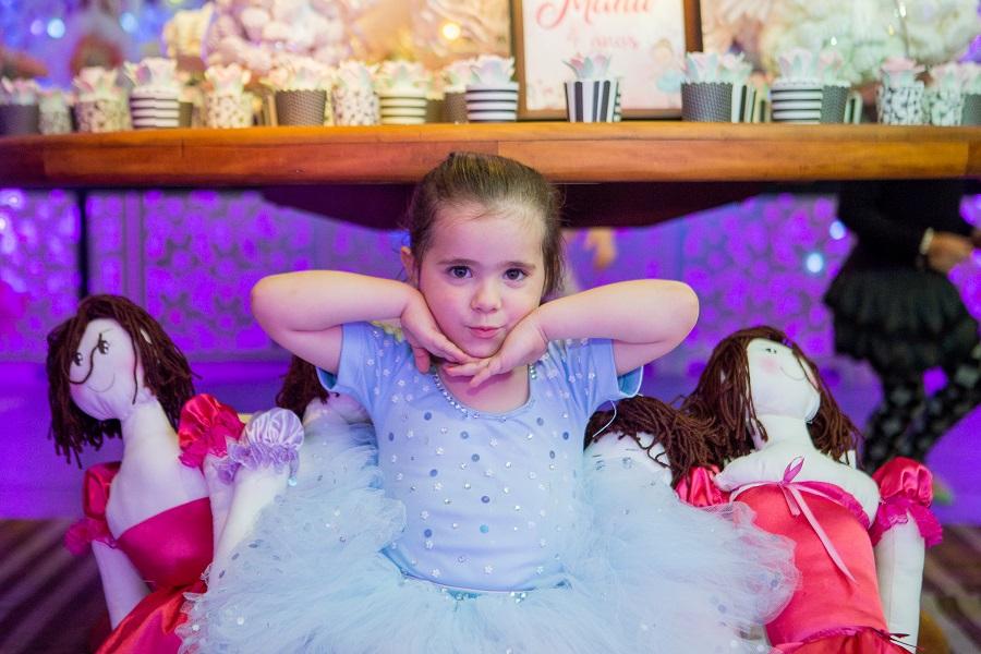 %name Festa Infantil com Tema Bailarina