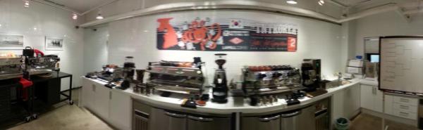The setup!