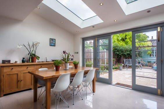 5 Reasons To Include Roof Lights In Your New Extension