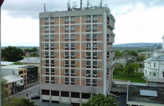 hotelul Turris din Turnu Măgurele