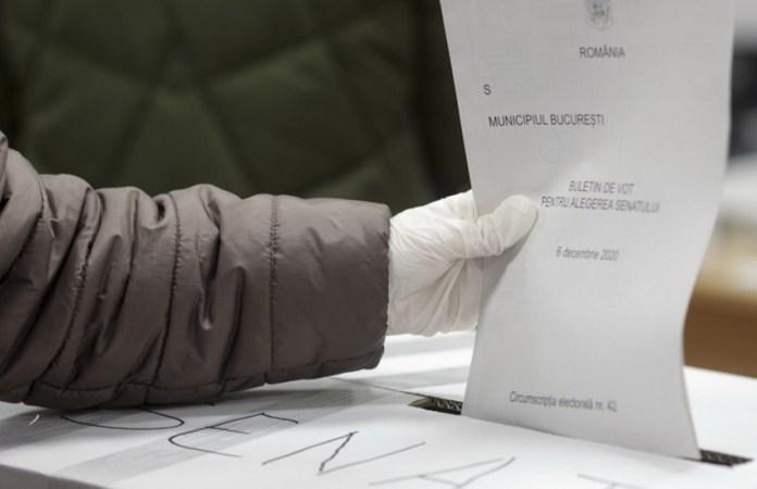 Rezultatele finale ale alegerilor parlamentare din 6 decembrie 2020
