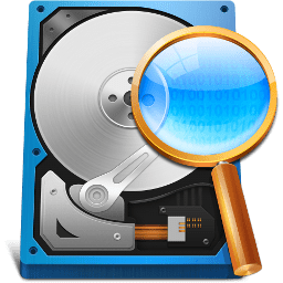 File Recovery services icon