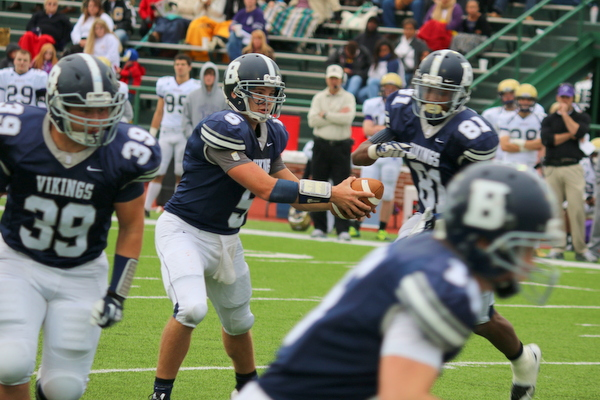 Berry vs. Sewanee in 2013 (Photo by Todd DeFeo)
