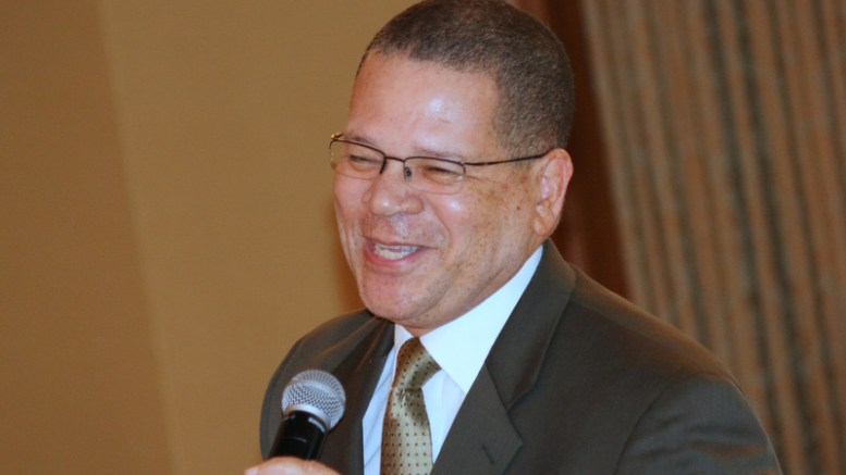 Fulton County Commission Chairman John Eaves