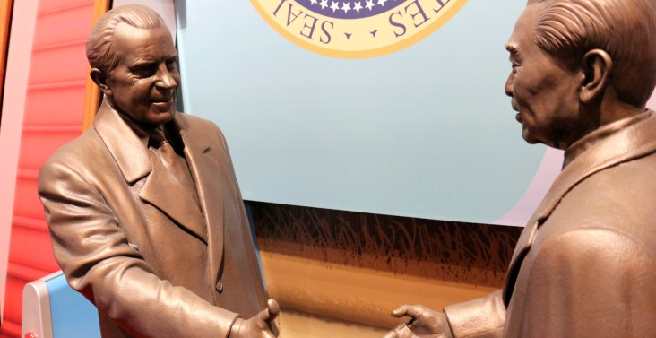 Richard Nixon Library & Birthplace