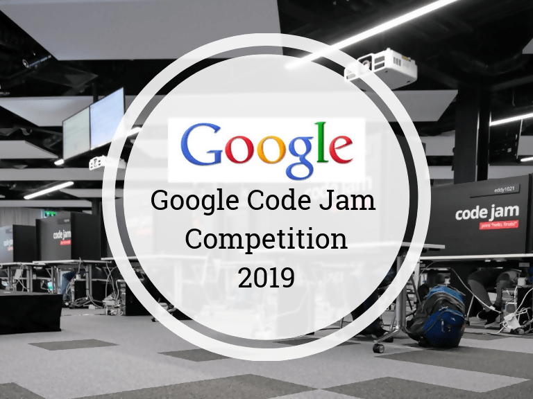 google code jam competition 2019
