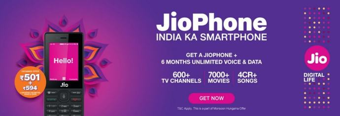 install play store on jio phone