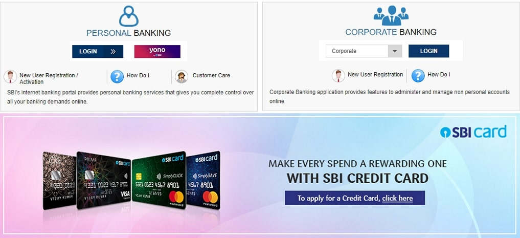 check sbi debit card delivery status