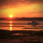 Myrtle Beach Boat Cruise Sunset