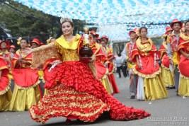 January. Sinulog Festival.