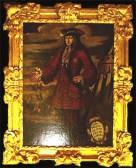 Felipe V en el Almudín de Játiva