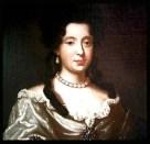 La reina Maria Luisa Gabriela de Saboya