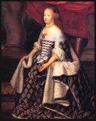 Maria Teresa de Austria, esposa de Luis XIV