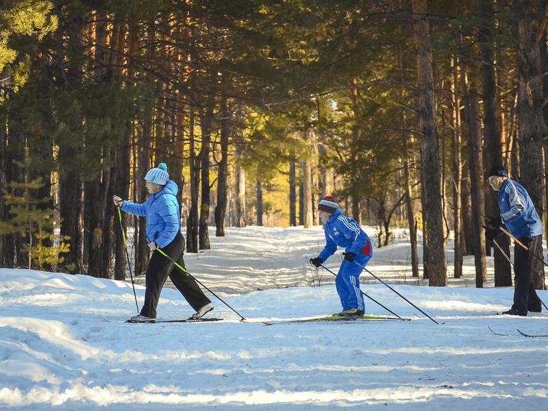faire du sport en hiver : un excellent moyen de garder la forme
