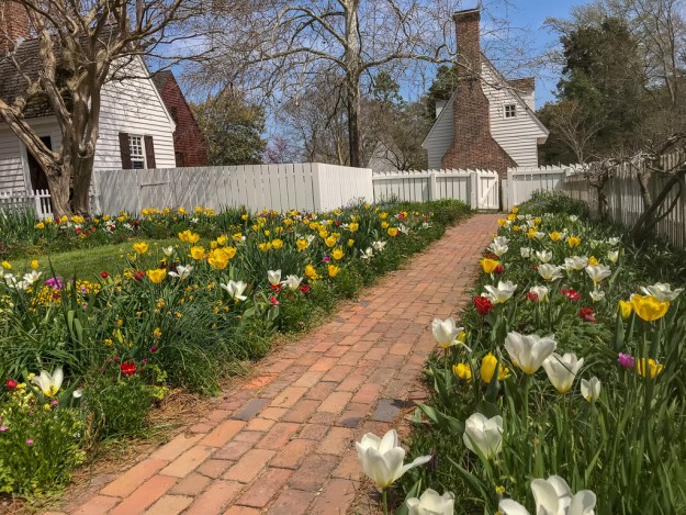 Colonial Williamsburg – Where the Past and Present Meet