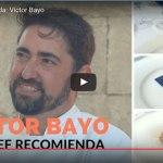 El chef Víctor Bayo de Alcaufar Vell recomienda sus restaurantes favoritos