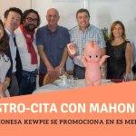 Gastro-Cita con Mahonesa 2016