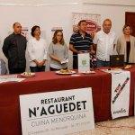 Presentación Gastro Cita con Mahonesa a la prensa de la isla