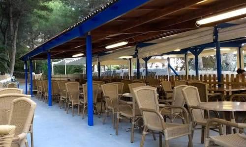 Bar Cafetería Susy Cala Macarella Ciutadella Exquisita Menorca