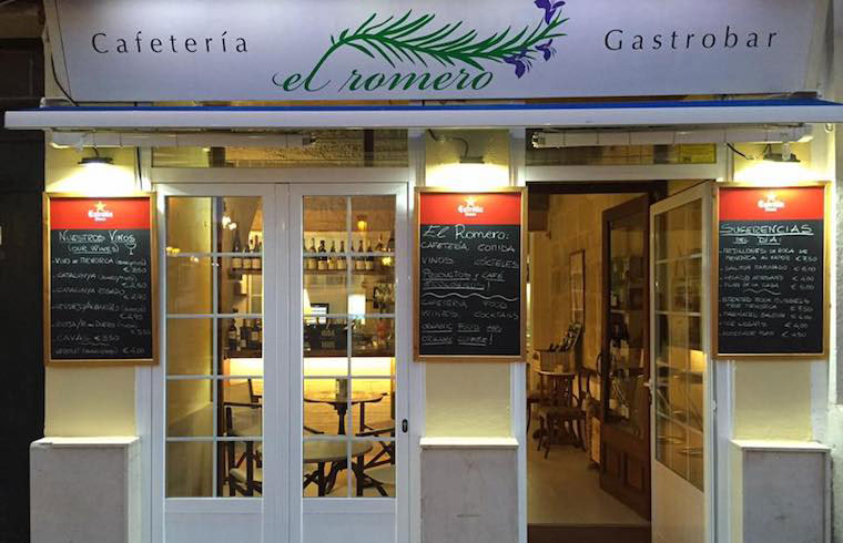 El Romero Cafetería Gastrobar MAhón