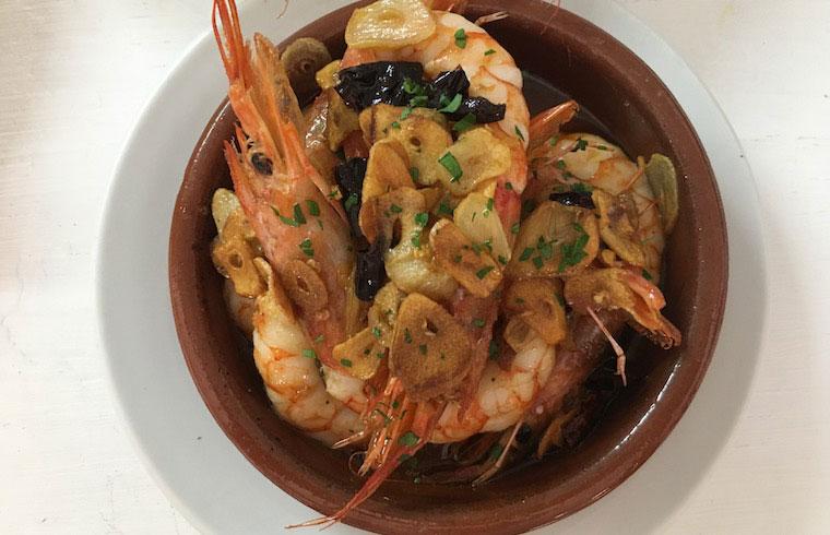 Restaurante Salitre Exquisita Menorca