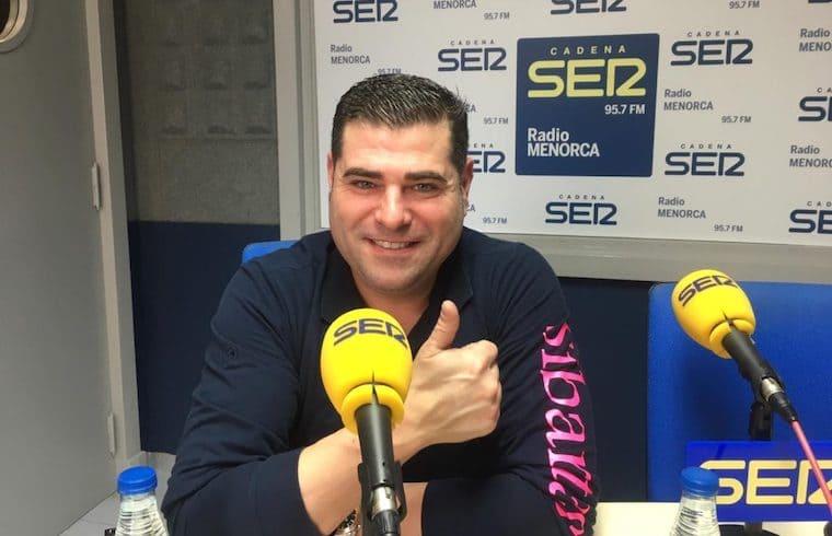Antonio Lopez gerente de Sibaritas Delicatessen