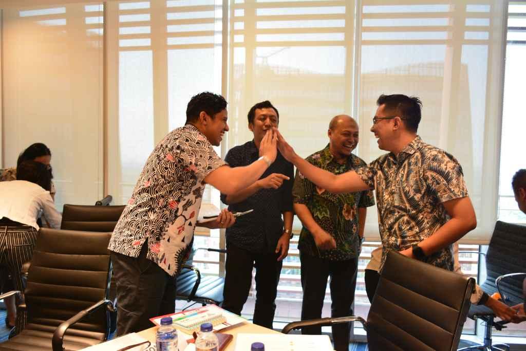 teamwork fun games workshop activities