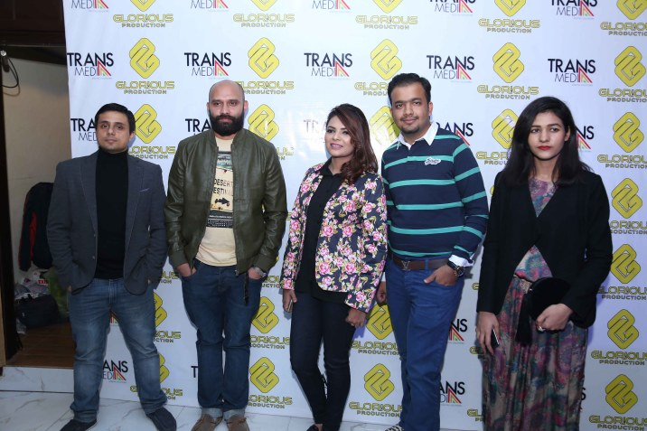 Team Glorious Production and Team Transmedia