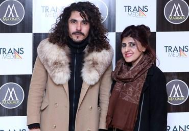 Waqas and Nomita