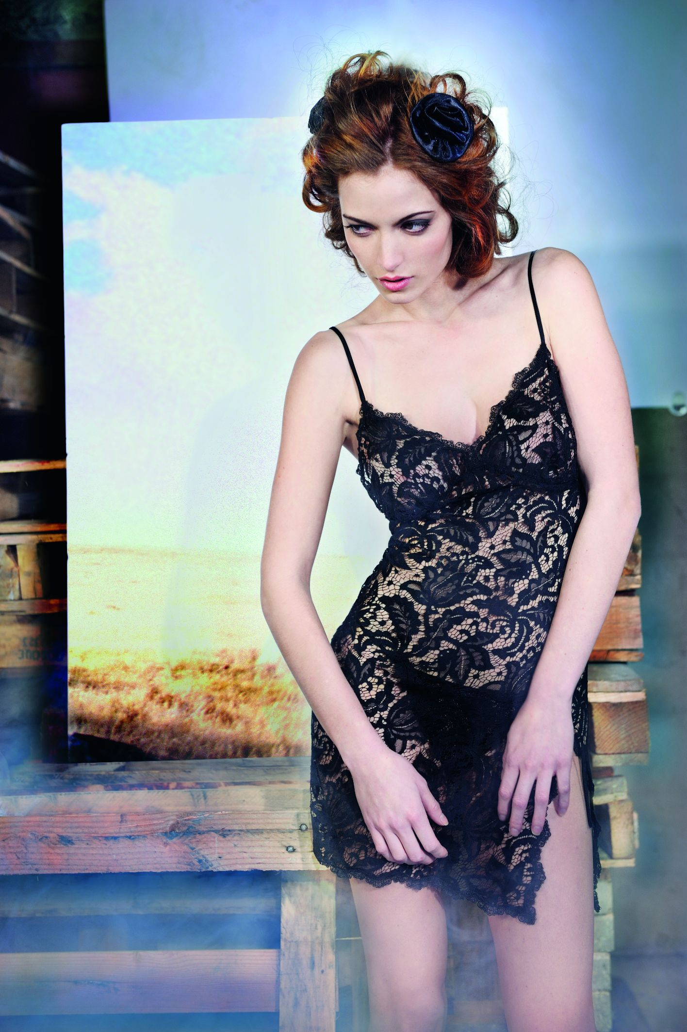 Sandra Dee Exquisite Lingerie Sumptuous Nightwear And Elegant Swimwear Page 5
