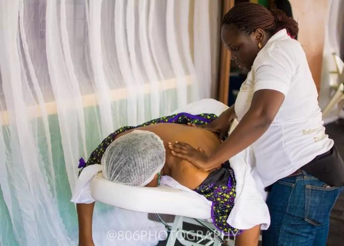 Back Massage, OAsis Medpsa