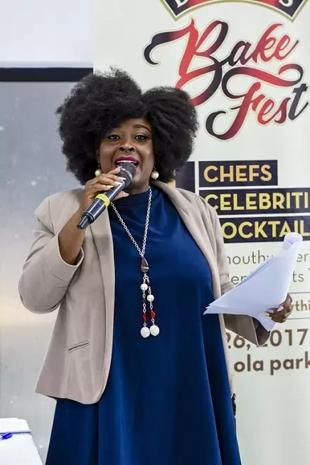 Baileys BakeFest Anchor - Omotunde Adebowale 'Lolo 1'