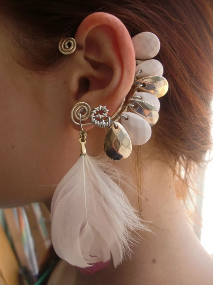 FASHION - Earring Cuffs 14