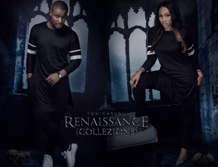 Fashion - Yomi Casual Debuts 2017 Collection 'Renaissance' featuring Zack Orji, Alex Ekubo, IK Ogbonna and Ebube Nwagbo 3