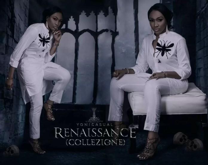 Fashion - Yomi Casual Debuts 2017 Collection 'Renaissance' featuring Zack Orji, Alex Ekubo, IK Ogbonna and Ebube Nwagbo 1