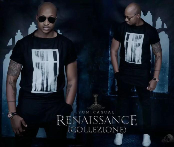 Fashion - Yomi Casual Debuts 2017 Collection 'Renaissance' featuring Zack Orji, Alex Ekubo, IK Ogbonna and Ebube Nwagbo 4