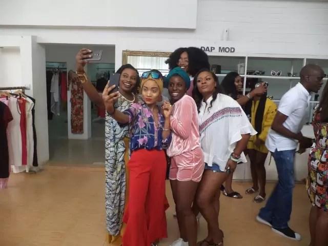 EMNews - Tonye Garrick, Ini Dima Okojie, Mimi Onalaja, Cassie Daves, Lady Vhodka, Kaylah Oniwo, attend Zazaii Summer Style Party 1