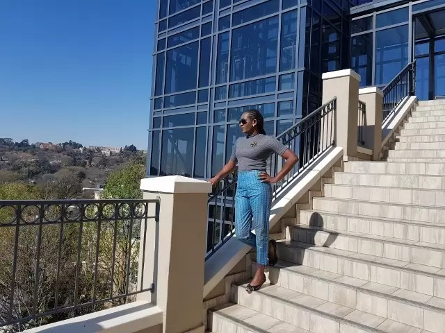TravelTuesday - Tewa ONASANYA on a relaxation journey at the Four Seasons Hotel, The Westcliff, Johannesburg. 1
